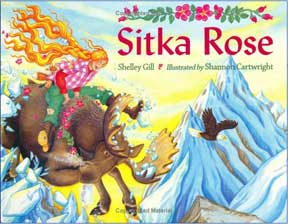 Sitka Rose Cover