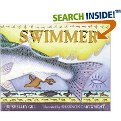 swimmer cover